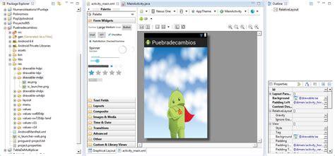 eclipse android layout width agregar un background a tu aplicacion android en eclipse