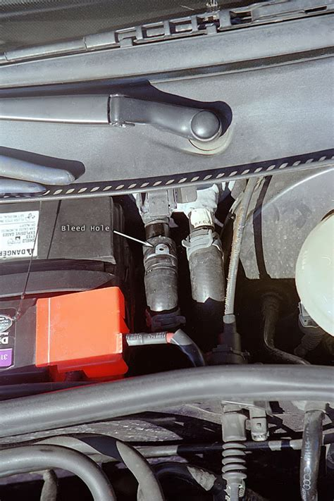 how to purge air out of cooling system vwvortex com how do i bleed air out of cooling system