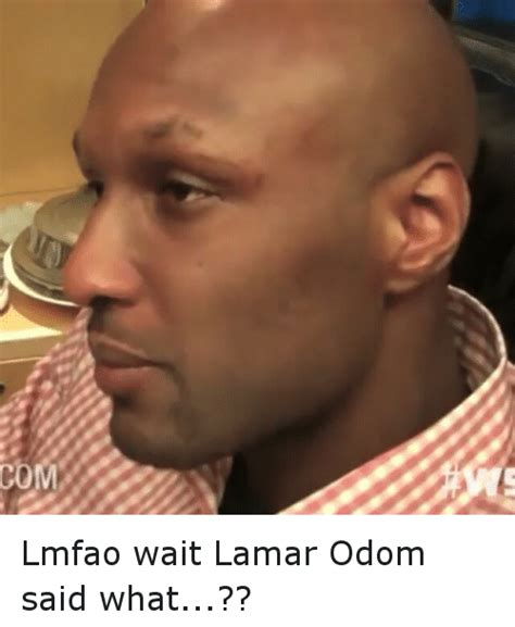 Lamar Odom Meme - lmfao wait lamar odom said what drugs meme on sizzle