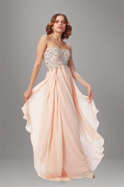 beaded chiffon bridesmaid dresses strapless sweetheart beaded chiffon dress