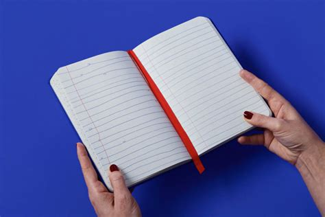 design milk notebook askew a ruled notebook like no other from debbie millman