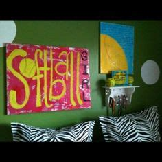 softball bedroom ideas bedroom ideas on pinterest softball room teen girl