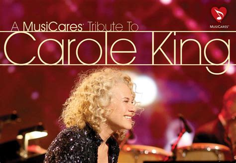 tribute to a review a musicares tribute to carole king slug magazine