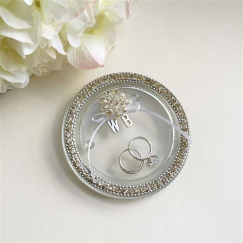 Wedding Ring Dish Holder by Wedding Ring Dish Rustic Wedding Ring Holder Ring