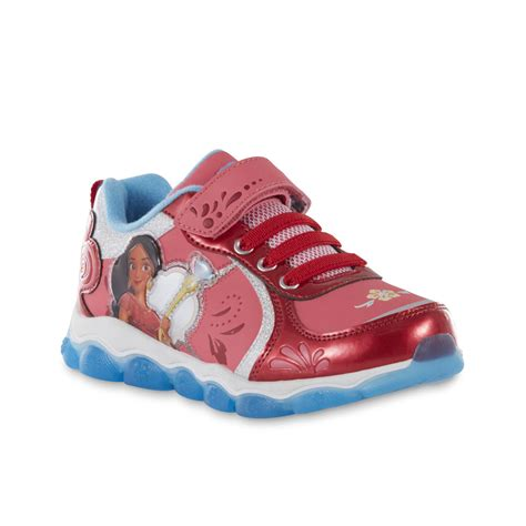 Disney Baby Shoes Size 21 Sepatu Disney disney of avalor s pink athletic shoe shop your way shopping earn points