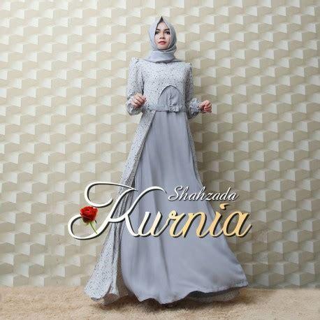 Zahara Syar I gaunpestamuslim gaun pesta untuk muslim pusat busana gaun pesta muslim modern