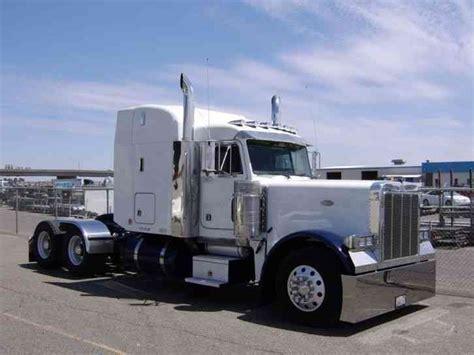 Sleeper Semi by Peterbilt 379 Exhd 2004 Sleeper Semi Trucks