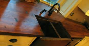 wood finish concrete countertops cheng concrete exchange