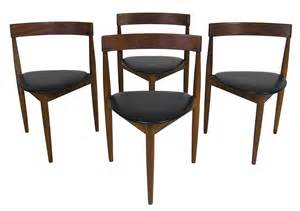 1950 Dining Table And Chairs 1950s Hans Teak Dining Table And Chairs Denmark At 1stdibs