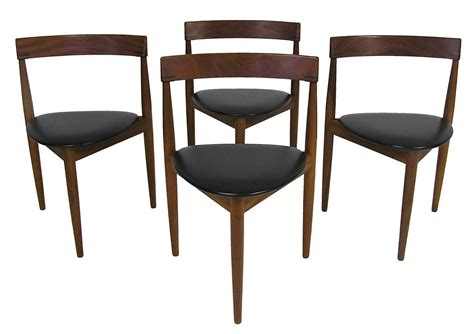 1950s hans teak dining table and chairs denmark at