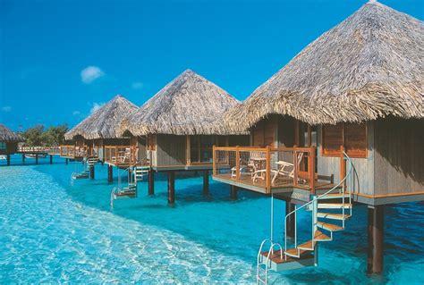 fiji bungalows fantastic sights to see in tahiti polynesia