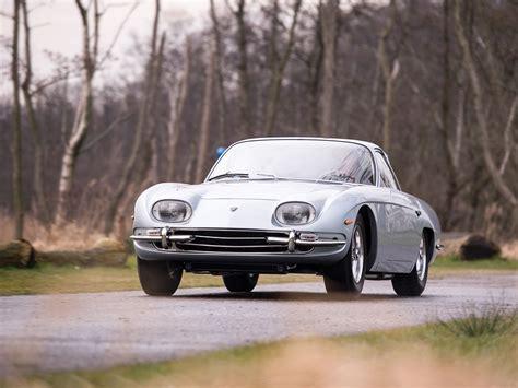 Lamborghini 250 Gt This 1966 Lamborghini 350 Gt Is Irresistible Autoevolution