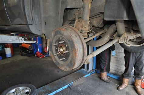 Background Check And Test Car Vehicle Brakes Testing Replacement Dumbarton
