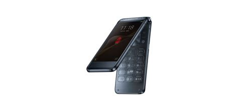 samsung  high  flip phone finally launched