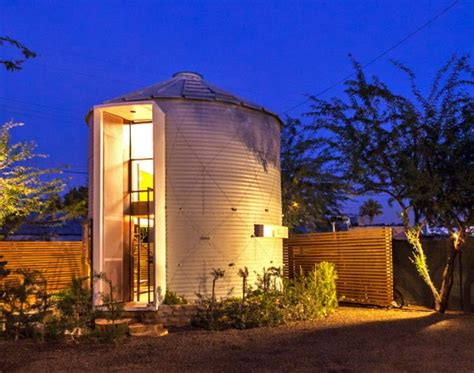 6 abandoned grain silos remodeled into stylish modern homes