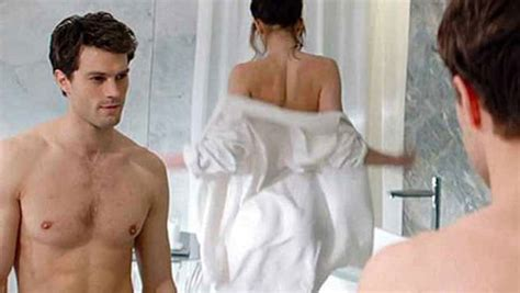 50 shades of gray chest hair scene 50 sombras de grey censura la escena del t 243 n y la
