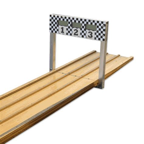 derby track beta crafts pinewood derby track