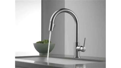 Pull Down Kitchen Faucet Reviews Excellent Product!:Delta
