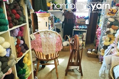 knitting shops htons yarn trunk show at a yarn shop port jefferson