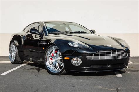 Aston Martin Pre Owned by Pre Owned 2004 Aston Martin Vanquish Coupe In Newport