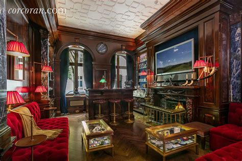 auction house upper east side after gut renovation lavish upper east side townhouse wants 42 5m curbed ny