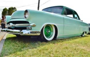 1953 Ford Coupe 1953 Ford Mainline Business Coupe Restored Mild Custom