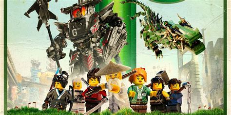ninjago film the lego ninjago movie review screen rant