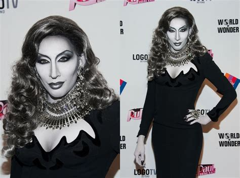 Detox Grey Look Rupaul Reunited by Marvelous Greyscale Makeup Transformation By The Talented