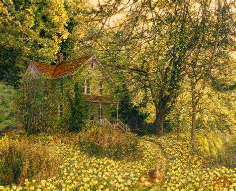imagenes no realistas de paisajes cuadros pinturas oleos im 225 genes de paisajes pintados al