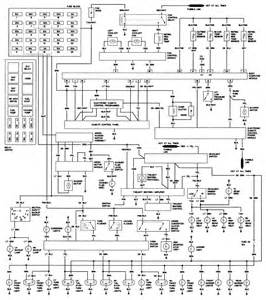 cadillac eldorado heater diagram cadillac wiring diagram and circuit schematic