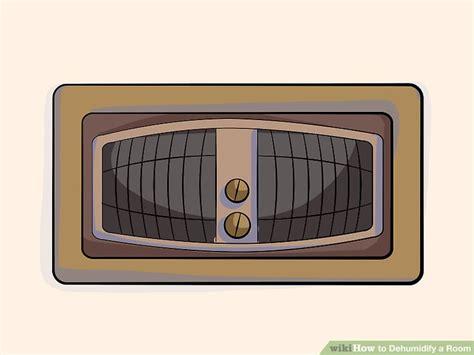 how to dehumidify a room 3 ways to dehumidify a room wikihow
