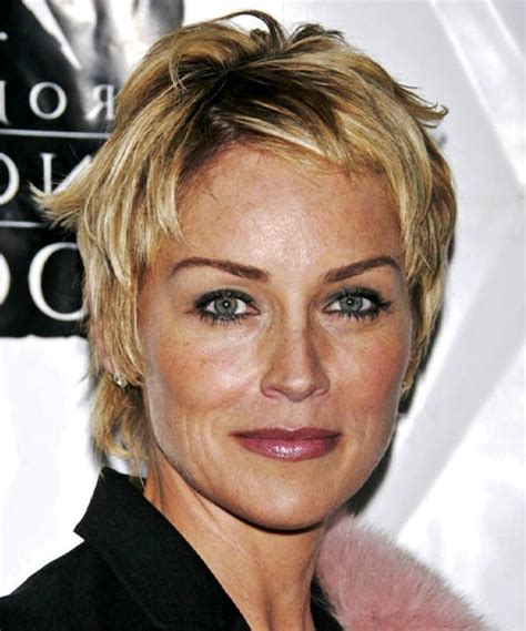 sharon stone hairband sharon stone hairstyles short hair back to post sharon
