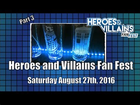 heroes and villains fan fest san jose 2017 heroes and villains fan fest 2016 san jose part 3 of