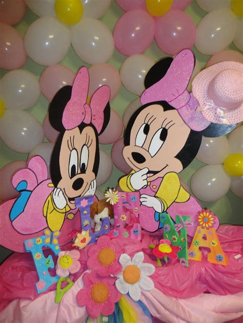 Minnie And Mickey Mouse Baby Shower by 113 Best Minnie Mouse Baby Shower Theme Images On