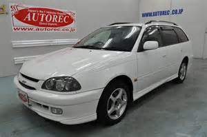 Toyota Caldina 4wd Japanese Vehicles To The World 1997 Toyota Caldina Gt 4wd