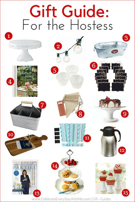 gifts for hostess gift guide for the hostess celebrate every day with me