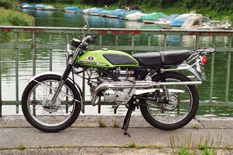 Suzuki Stinger For Sale 1973 Suzuki T125 Stinger Classic Motorcycle Pictures