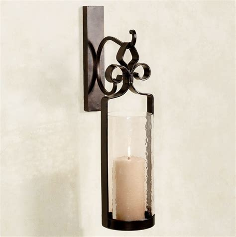 Bronze Candle Sconces Holder ? SAVARY Homes
