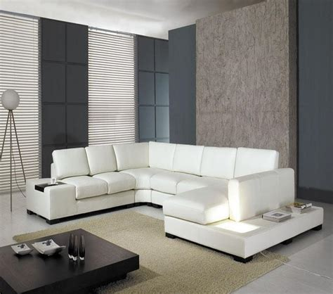 dreamfurniture com divani casa t35 modern sectional