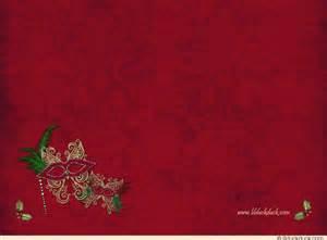 Quinceanera Invitation Wording Holiday Masquerade Gala Invitation Christmas Red Event