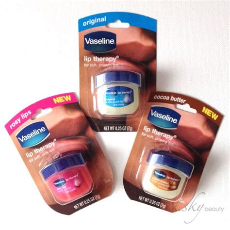 Vaseline Lip Therapy Original Rosy 1000 ideas about vaseline tips on vaseline vaseline uses and wrinkle remedies