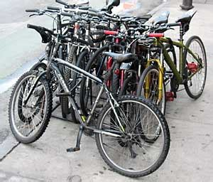 Racks Nyc by Nyc Bike Rack Better Bike