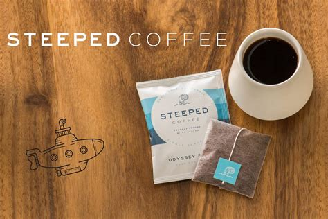 Single Serve Coffee Bags by Coffee Geekio Steeped In Mystery Single Serve Coffee