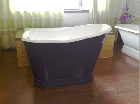 deep cast iron bathtub deep cast iron freestanding bathtub buy deep bathtub
