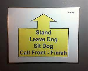 Akc Novice Rally Signs » Ideas Home Design