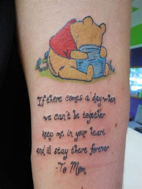 pooh bear tattoo 32 best images about winnie the pooh on