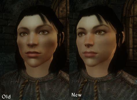 oblivion better faces oblivion character overhaul at oblivion nexus mods and