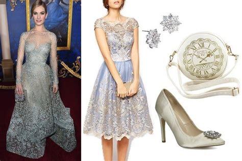 Dress Pesta Brokat Premium Cinderella Shoes cinderella premiere in carpet to real cinderella