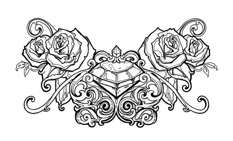 Tattoo Pattern Vector | adobe illustrator tattoo design pack