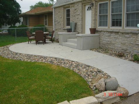 miscellaneous concrete patio cost wire fence concrete